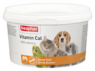 Vitamíny pro celkové zdraví koček